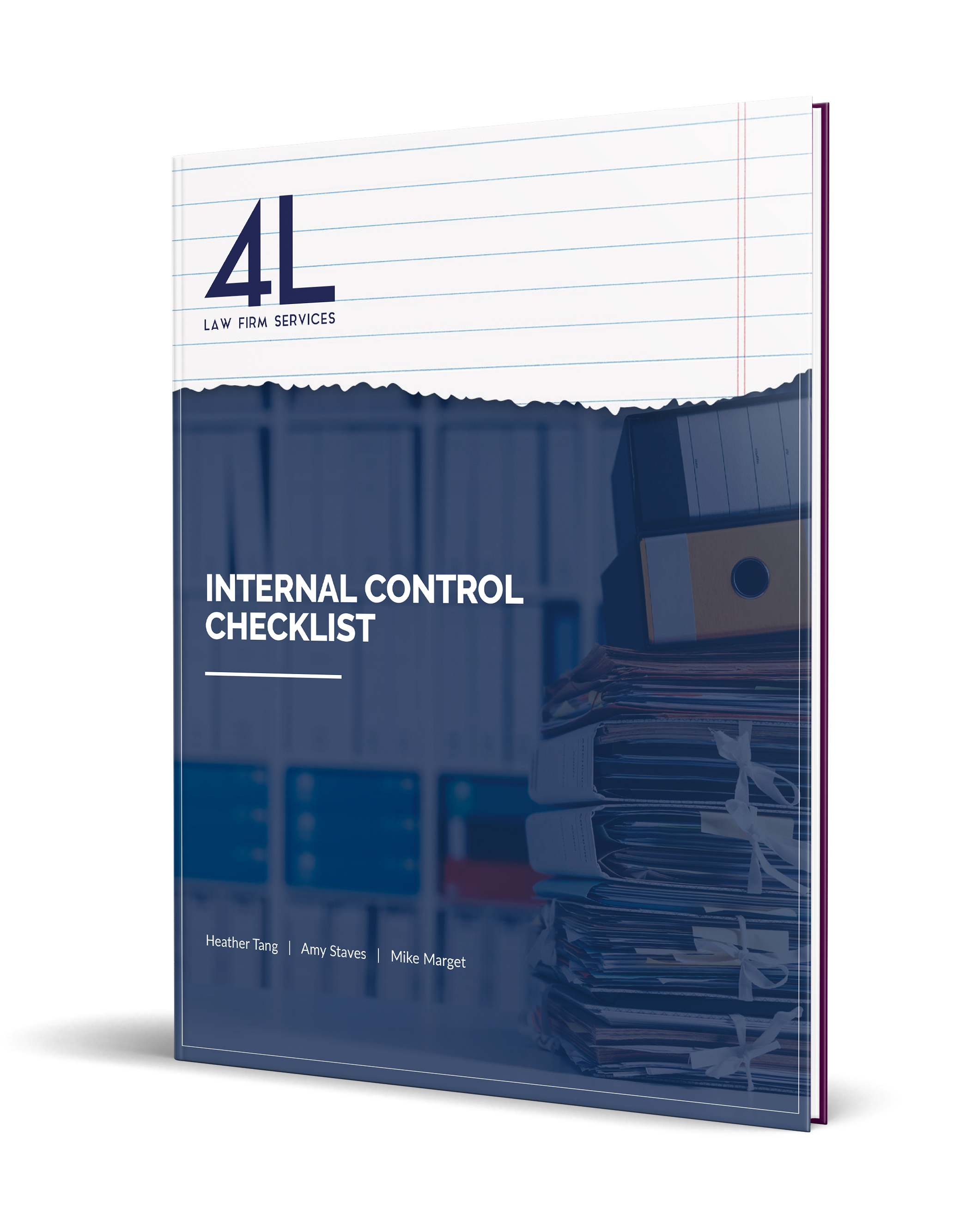 4L Law's Internal Control Checklist Cover